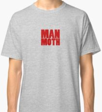 Man Moth Classic T-Shirt