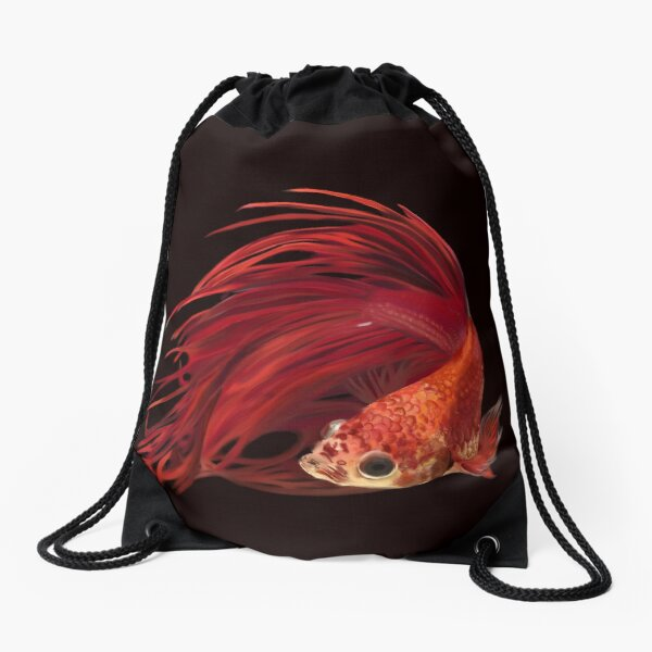 FanTail Drawstring Bag