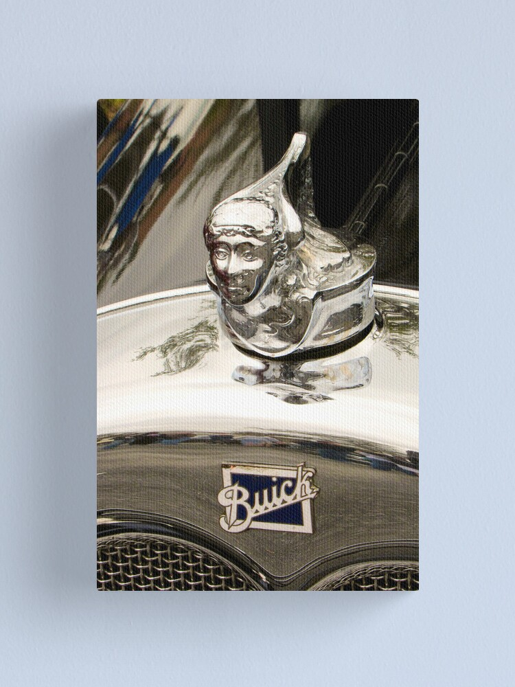 Alternate view of Buick Bling Canvas Print
