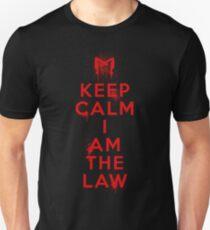 Dredd Keep Calm T-Shirt