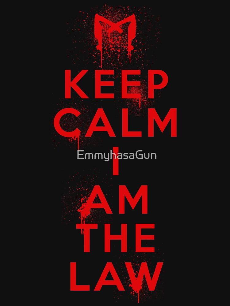 Dredd Keep Calm by Emmysaurus-Rex