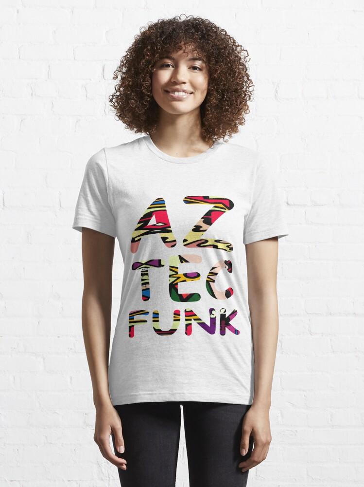 Alternate view of Aztec Funk T-Shirt  Essential T-Shirt