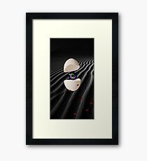 The Re-Birth of my View.....on Life Framed Print