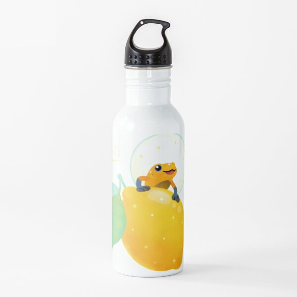 Golden poison lemon sherbet 1 Water Bottle
