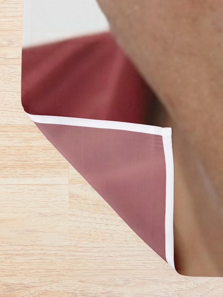 Alternate view of DeVito Shower Curtain