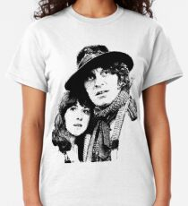 4th Doctor and Sarah-Jane Classic T-Shirt