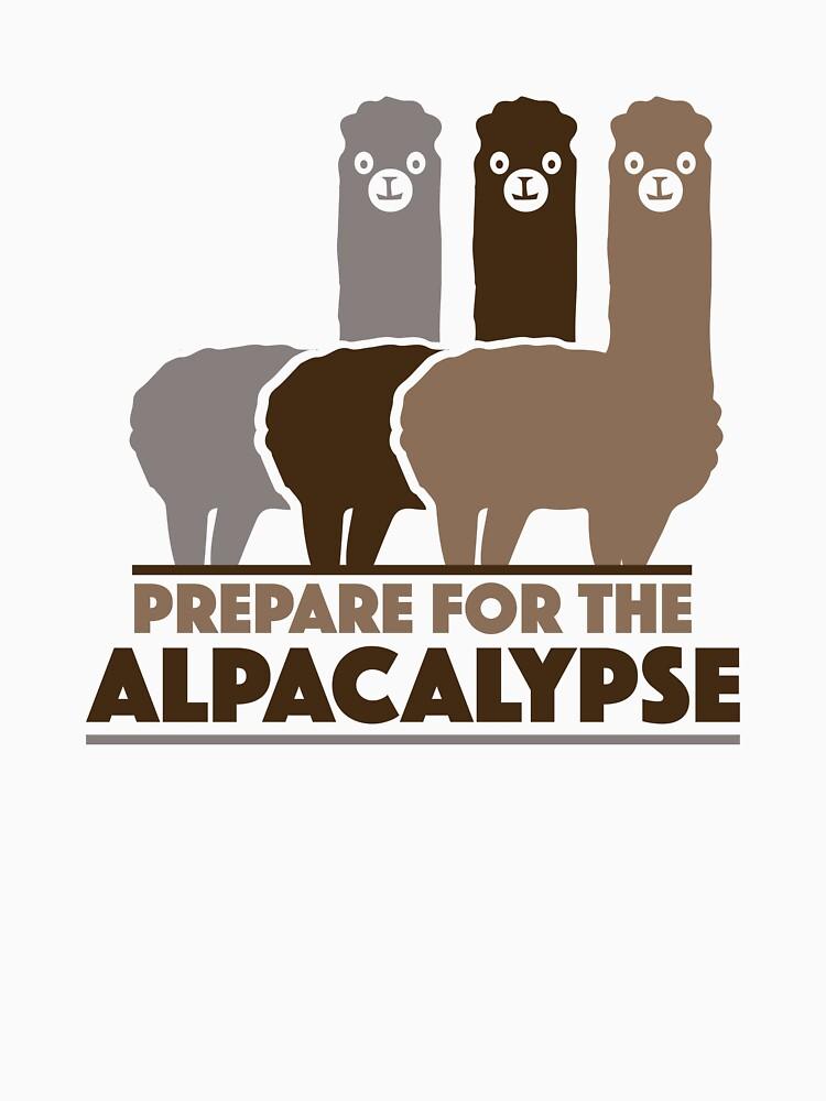 Bereiten Sie sich auf das Alpacalypse vor von AmazingVision