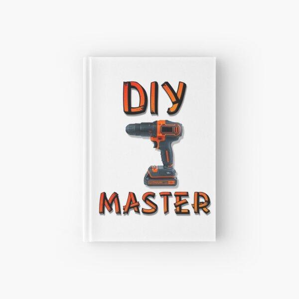 DIY Master Cuaderno de tapa dura