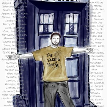 The Tardis Project - The10GrandCharityChallenge by MrMinty