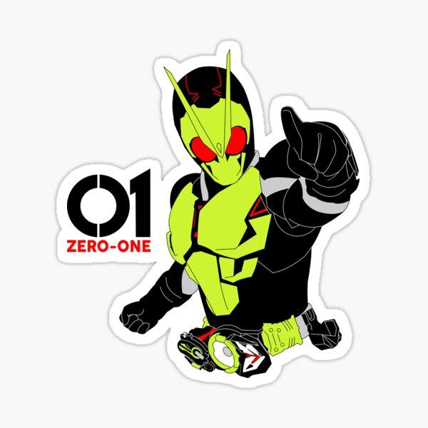 Kamen Rider Zero-one rising hopper minimalist Sticker