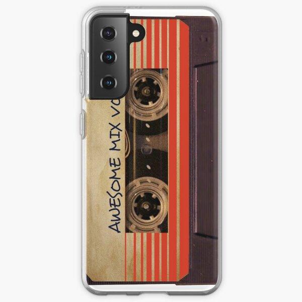 Awesome Mix Vol. 1 Samsung Galaxy Soft Case