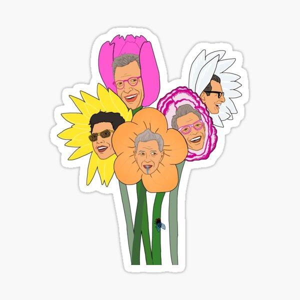 Goldblooms Sticker