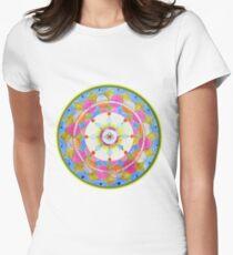 mandala m7 Women's Fitted T-Shirt