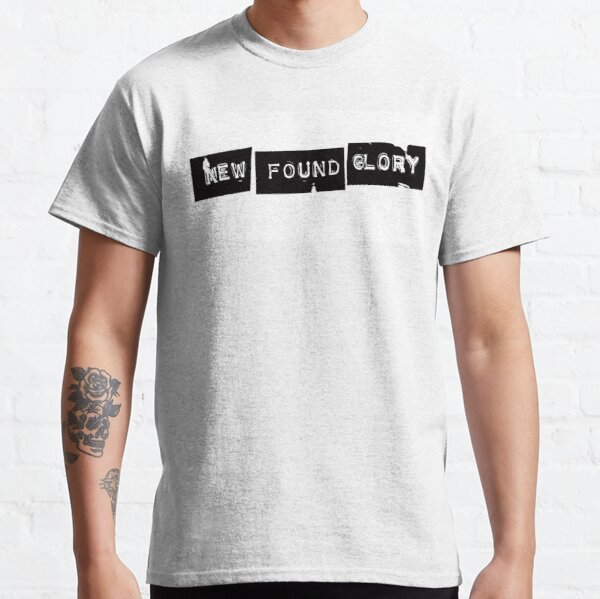 New Found Glory Logo Classic T-Shirt