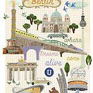 Berlin-where dreams come alive by Elisandra Sevenstar