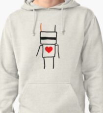Chappie Love Pullover Hoodie