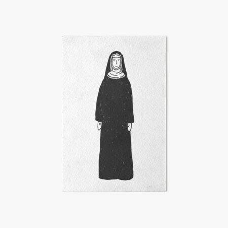 Hildegard of Bingen  Art Board Print