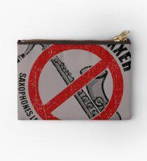 Anti-Saxxer Zipper Pouch