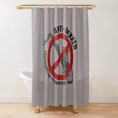 Anti-Saxxer Shower Curtain