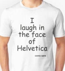 Laughing Unisex T-Shirt