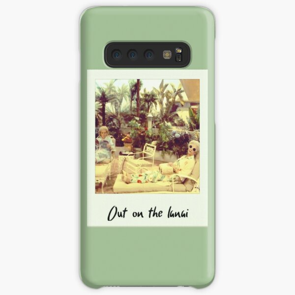 Out On The Lanai Samsung Galaxy Snap Case