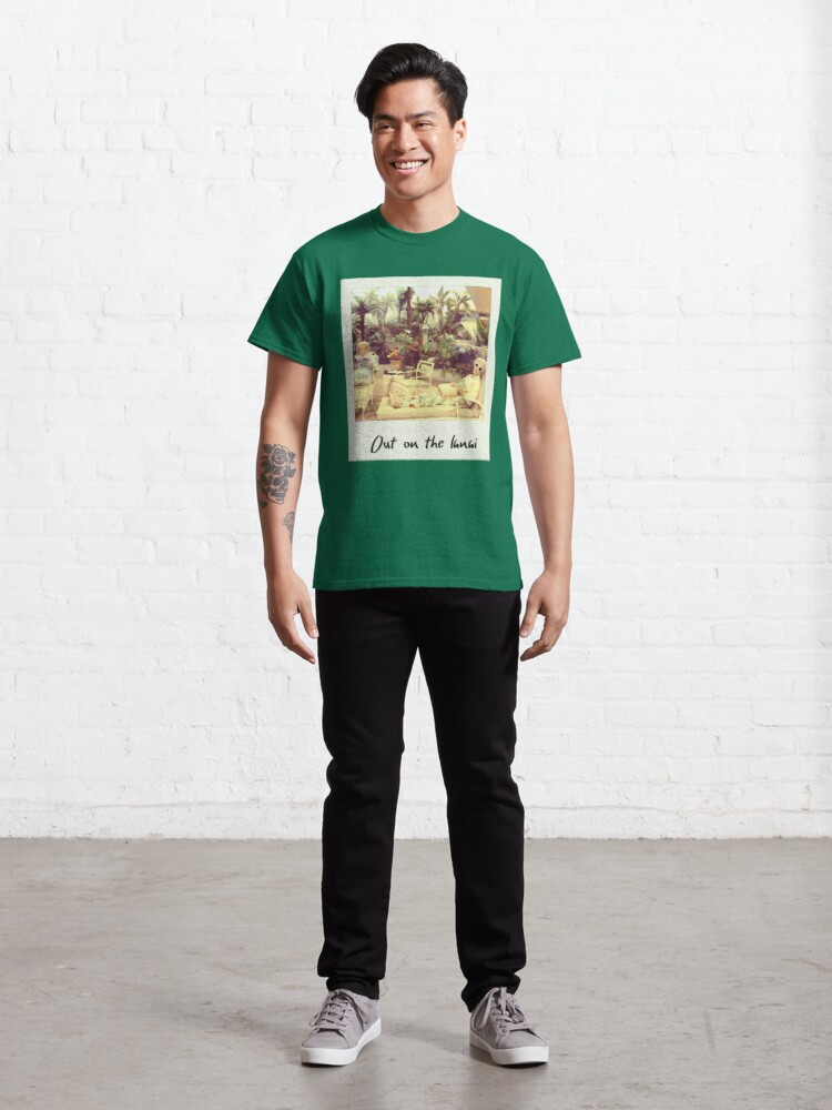 Alternate view of Out On The Lanai Classic T-Shirt