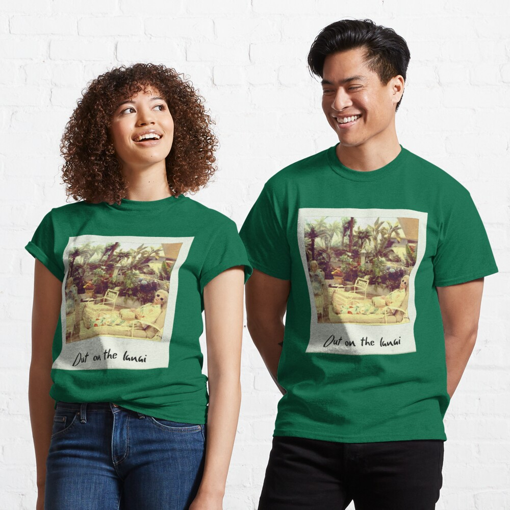 Out On The Lanai Classic T-Shirt