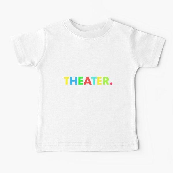 Eat sleep theater repeat Baby T-Shirt
