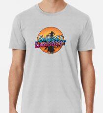 Sunset Sherbert Camiseta premium