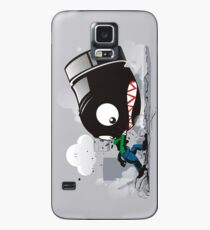 LUIGI: ALWAYS ANGRY Case/Skin for Samsung Galaxy