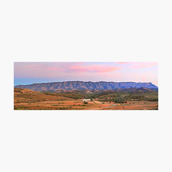 Arkaba Woolshed, Flinders Ranges, South Australia Photographic Print