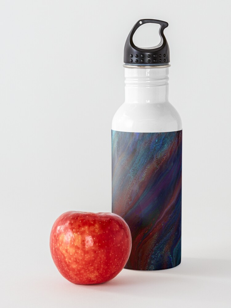 Alternate view of Aurora: rainbow Water Bottle