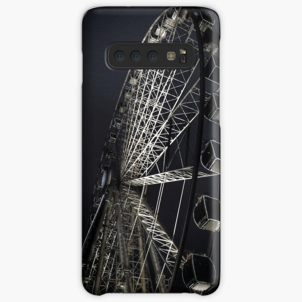 Manchester City Wheel Case & Skin for Samsung Galaxy