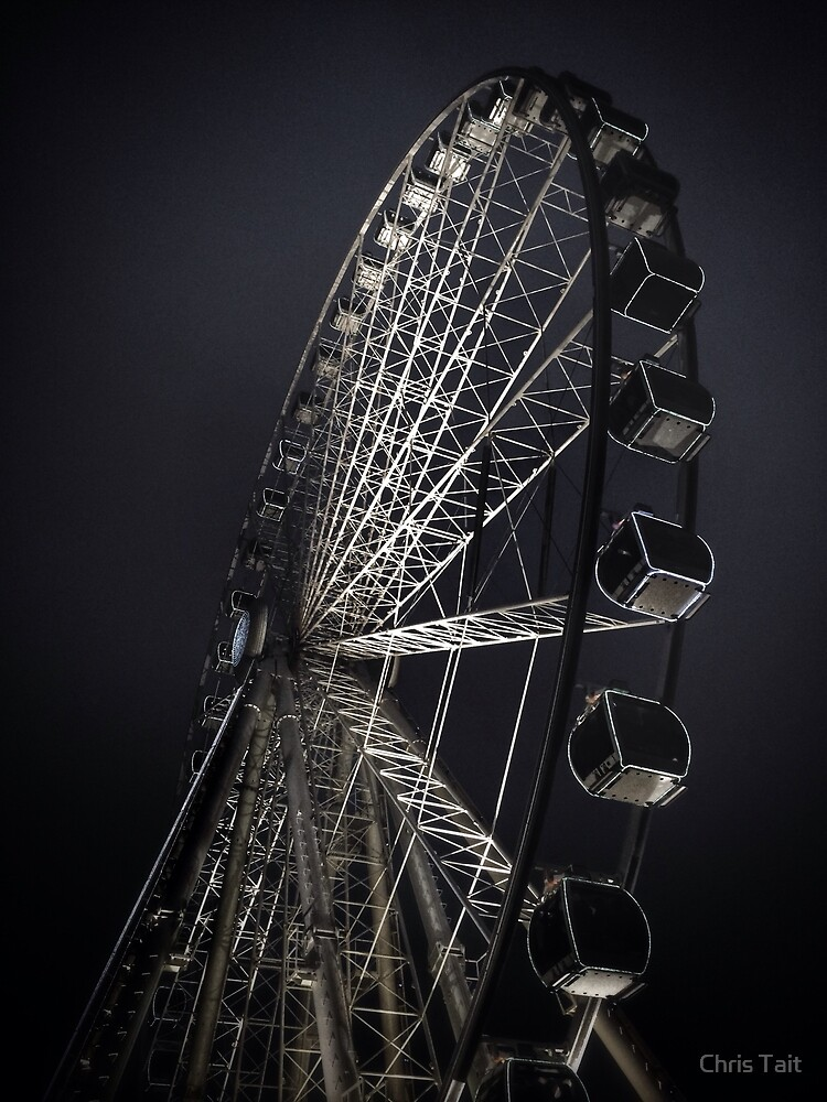 Manchester City Wheel by christait