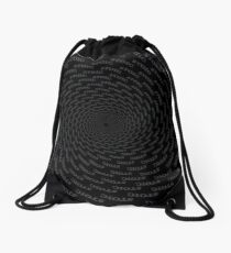Stoic - Vortex to Calm - Stay Stoic Drawstring Bag