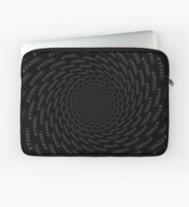 Stoic - Vortex to Calm - Stay Stoic Laptop Sleeve
