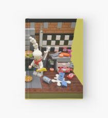 Schmutziges Dave's Dirty Diner Notizbuch