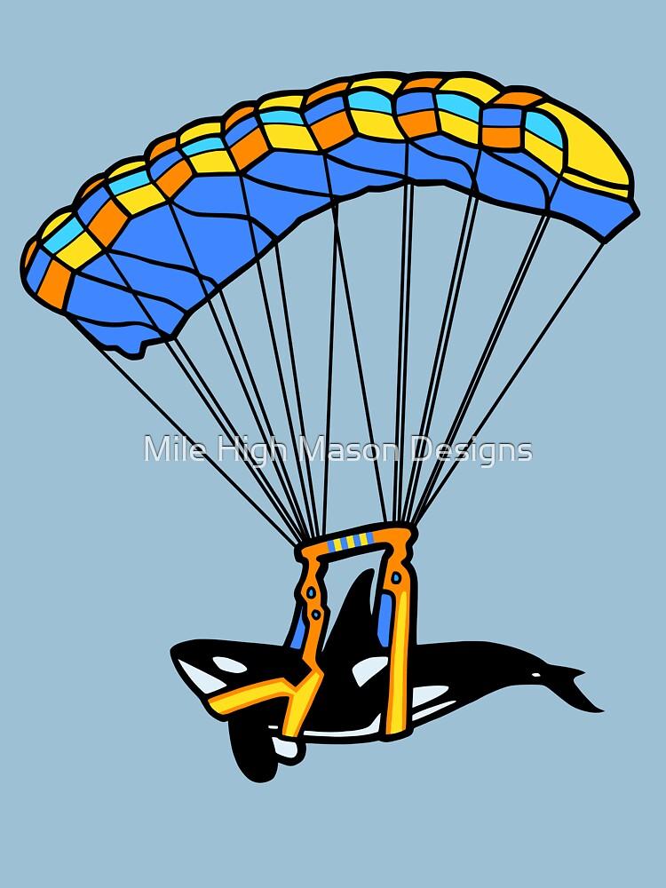 Flying Orca! | Unisex T-Shirt
