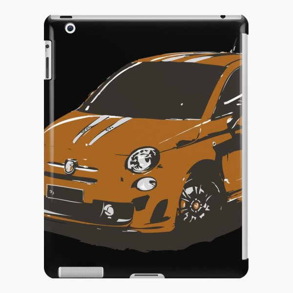 FIAT 500 Abarth - Cute Little Italian City Car iPad Snap Case