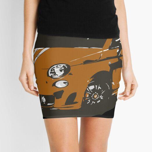 FIAT 500 Abarth - Cute Little Italian City Car Mini Skirt