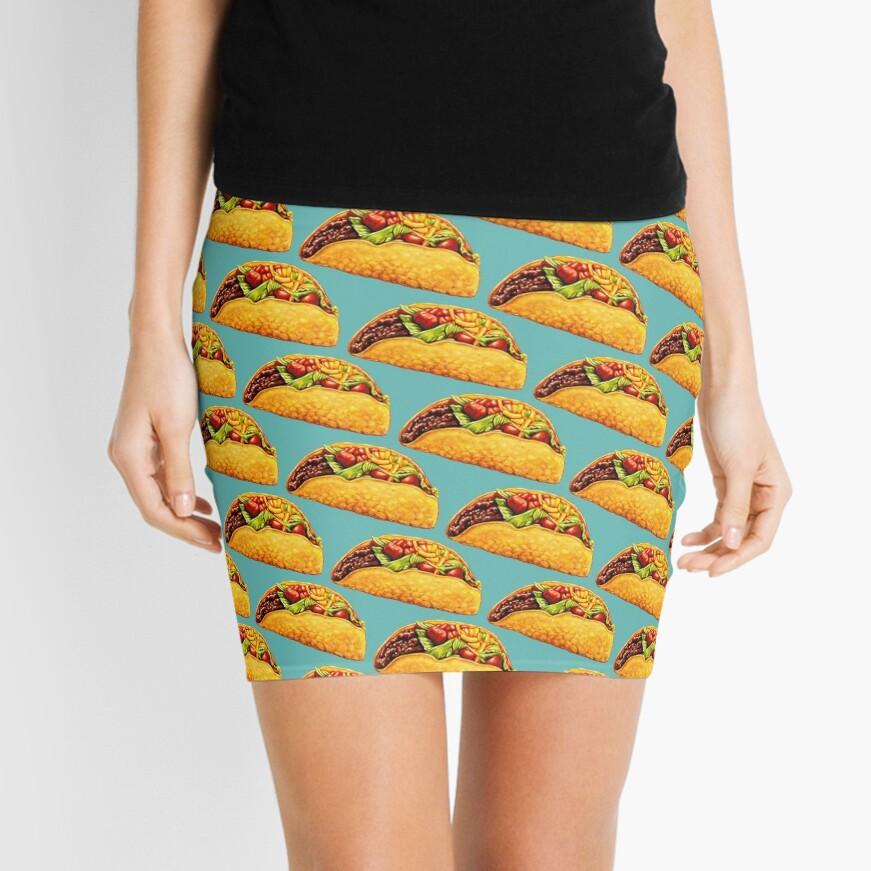Taco Mini Skirt
