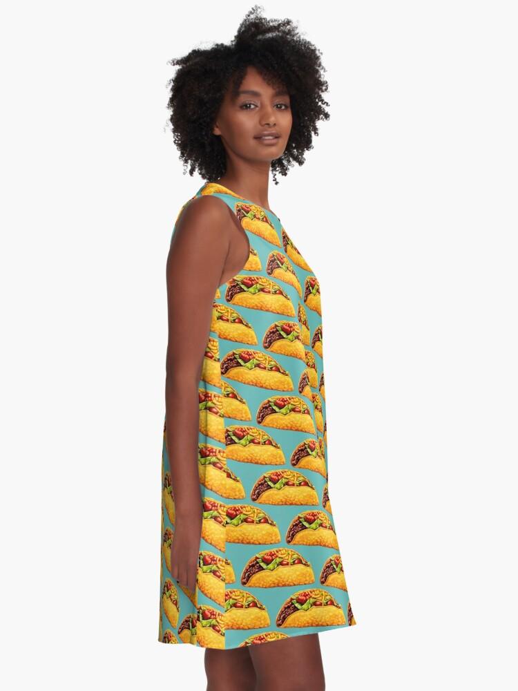 Alternate view of Taco A-Line Dress
