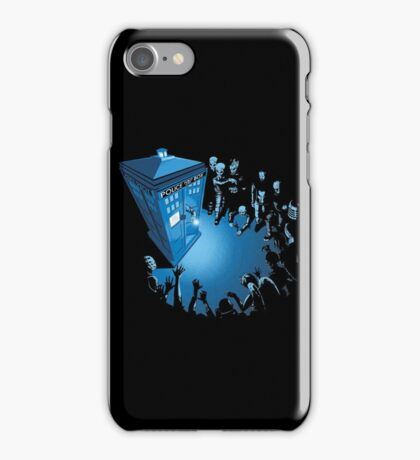 BAD LANDING iPhone Case/Skin