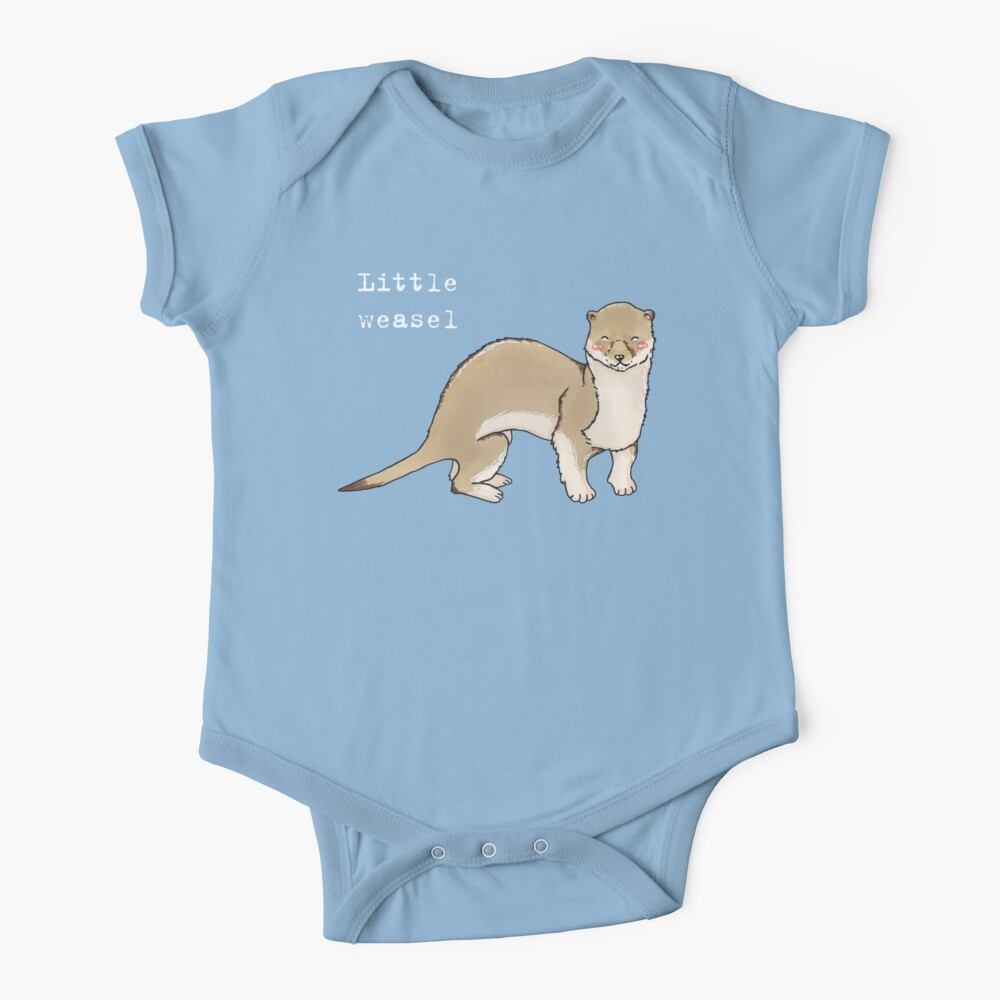 A little weasel - Animals series Baby One-Piece