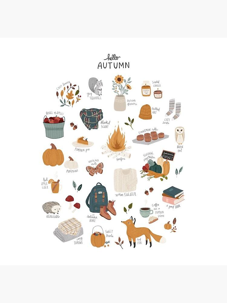 Hello Autumn by AmyHamilton
