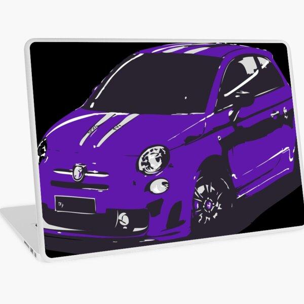 FIAT 500 Abarth - Cute Little Italian City Car Laptop Skin