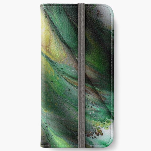 Summer Silk iPhone Wallet