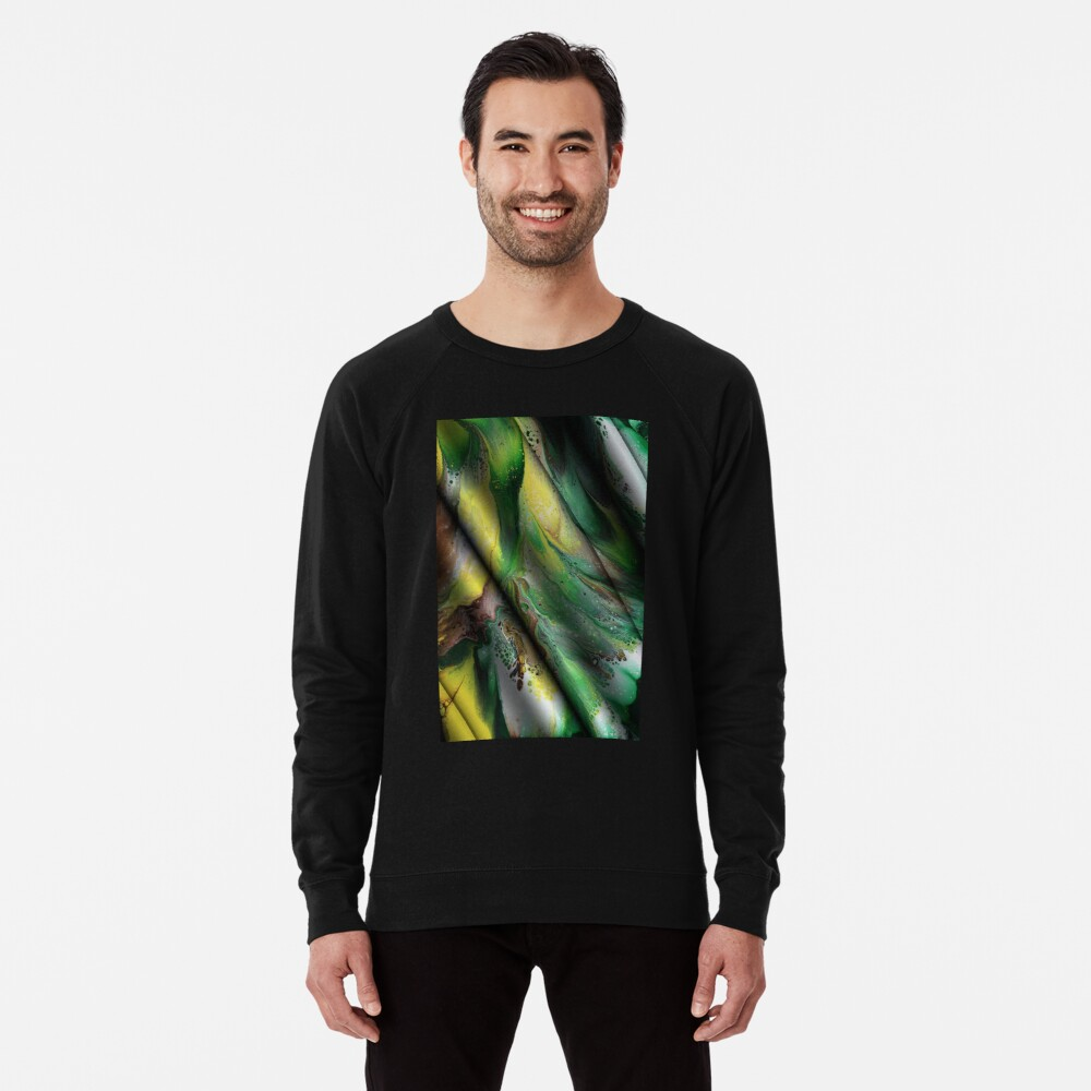 Summer Silk Lightweight Sweatshirt