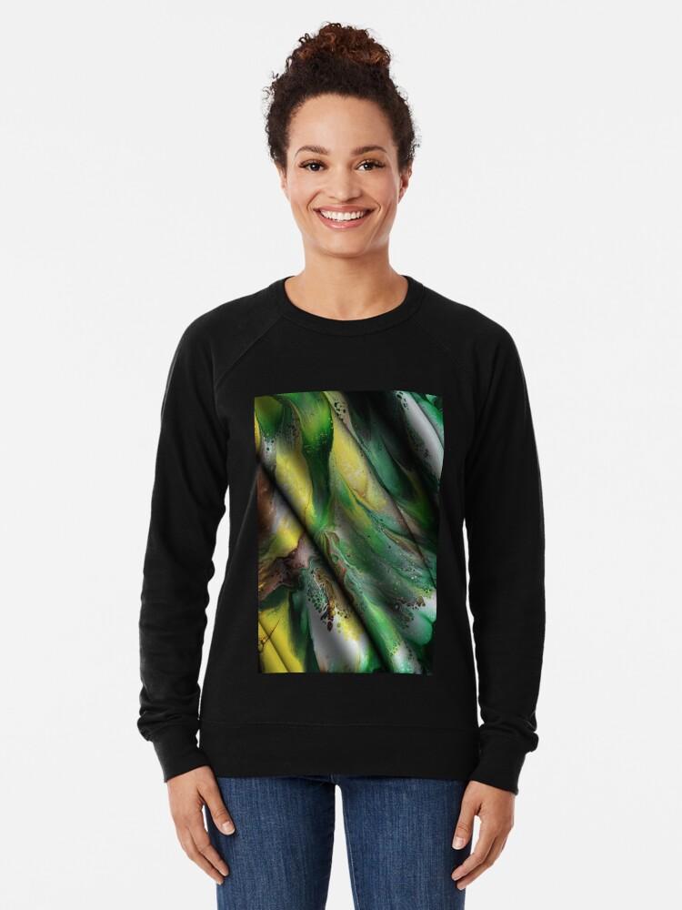 Alternate view of Summer Silk Lightweight Sweatshirt