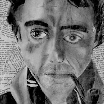 Sherlock Holmes by Mad-Hufflepuff